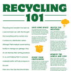 Recycling Bin Poster #3