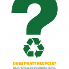 Recycling Bin Poster #1
