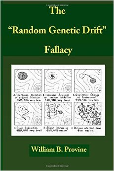 The Random Genetic Drift Fallacy